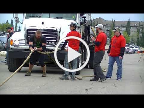 2018 Spruce Groves Strongest - Harness Truck Pull