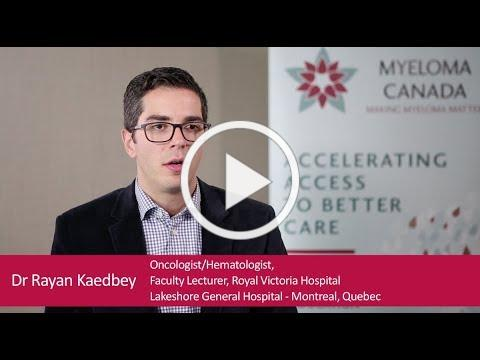 Myeloma Canada InfoVideo Series #3 - Maintenance Therapy
