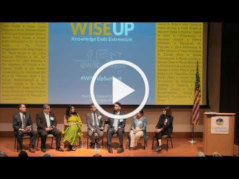 WISE Up Summit: Understanding Extremist Recruitment and Early Intervention with Mehdi Hasan