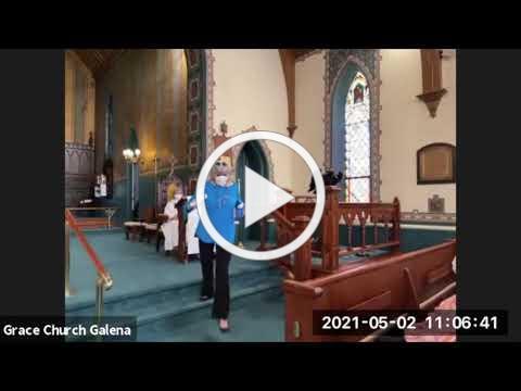 Grace Episcopal Church, Galena IL: Ministry Moment