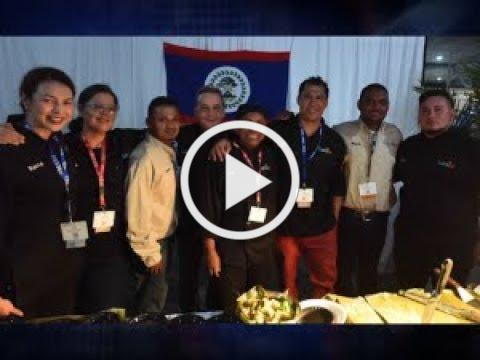 Team Belize Returns with Wins from the Taste of the Caribbean