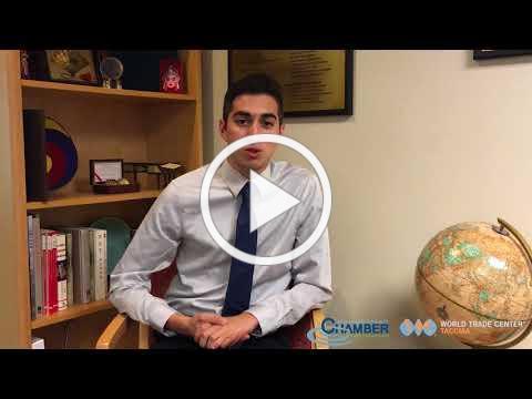 Chamber Staff Spotlight - Will, WTCTA