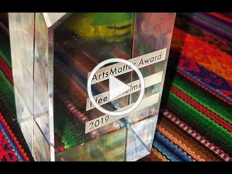 Neeta Helms' ArtsMatter Award from New Orchestra of Washington Speech