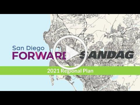 Get Up to Speed with SANDAG's 2021 Regional Plan
