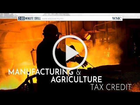 Episode 41: Manufacturing & Agriculture Tax Credit Impact on Wisconsin's Supply Chain