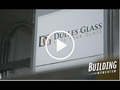 Dulles Glass and Mirror, Awarded Capital Investment and Innovation Grant