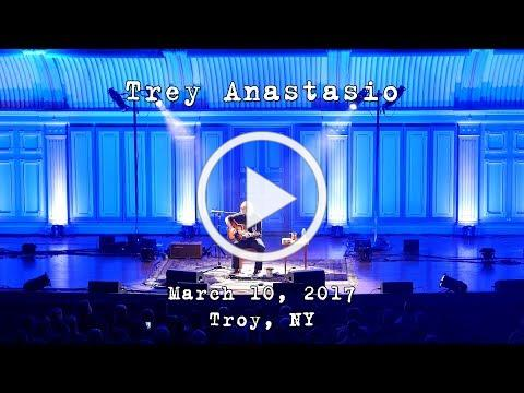 Trey Anastasio: 2017-03-10 - Troy Savings Bank Music Hall; Troy, NY (Complete Show) [4K]