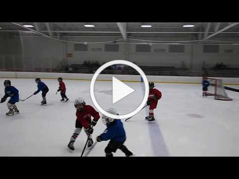 Walker Ice & Fitness: Cross Ice 2
