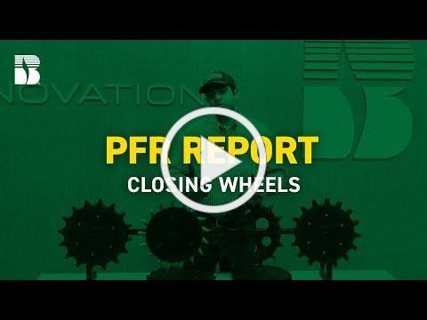 Closing Wheels | Beck's PFR Report