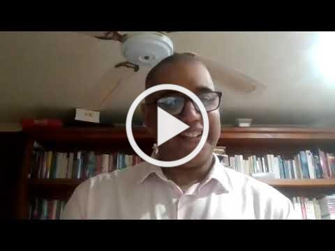 Leadership Intensive August 2021 - Errol Amerasekera - Your Purpose, Your Leadership