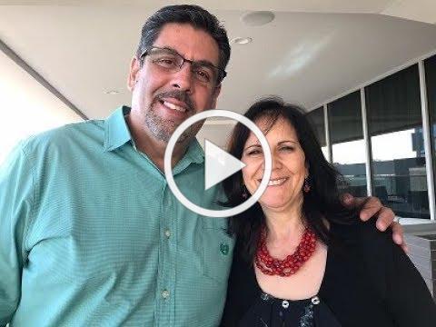 121 Antonio Sangio - Alba Weinman. Introspective Hypnosis course April 2019. Summary & testimonials