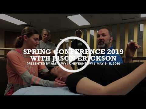AMTA-WY Spring Conference 2019