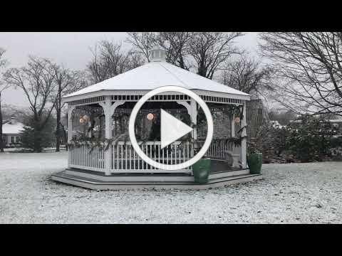 Osterville Library & the Night Before Christmas
