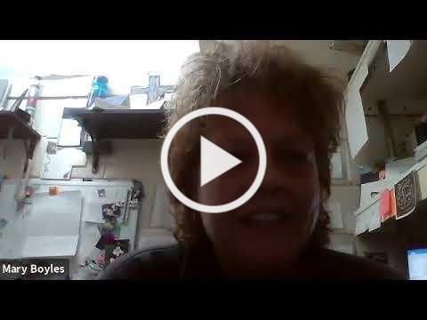 Virtual Mixer #19 - Mary Boyles, Exec. Director of The Shepherd's House (Part 1 of 2)
