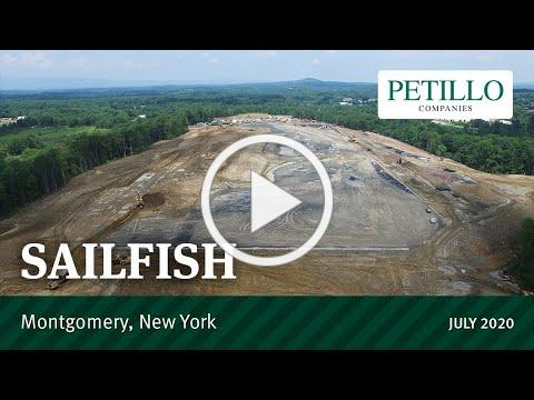Sailfish - Montgomery, New York - July 2020