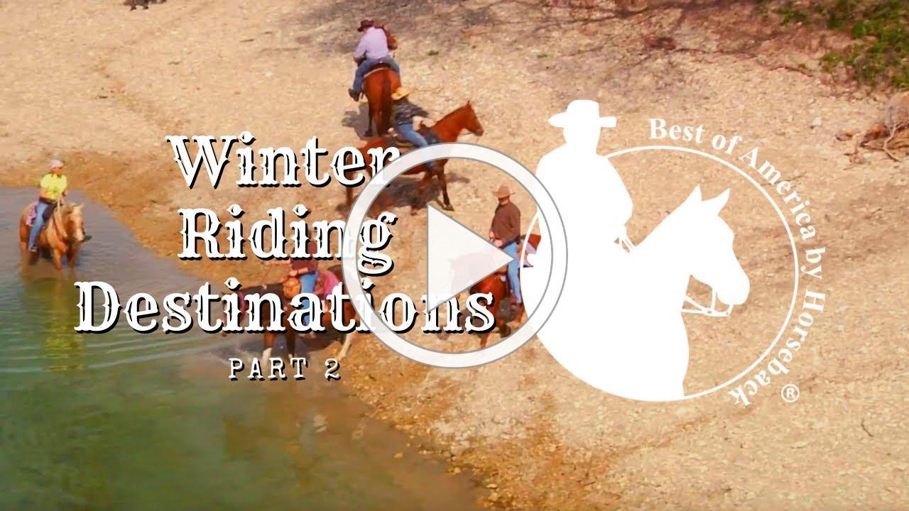 Winter Riding Destinations Showcase #2