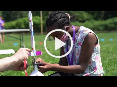 Summer 2020 Virtual Rocketry Camp: Part 3, Launch Day!