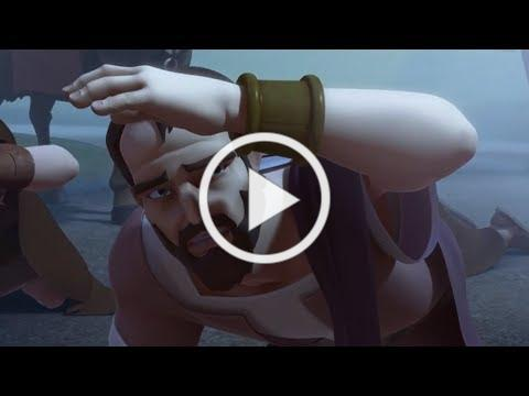 Superbook - Road to Damascus - Season 1 Episode 12 - Full Episode (Official HD Version)