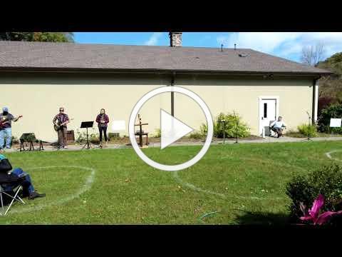 10/04/20 Outdoor Worship Service