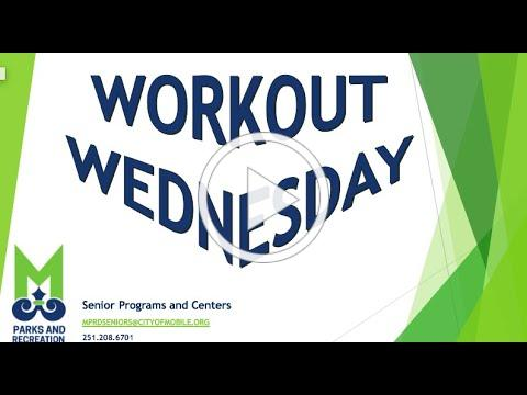 Work Out Wednesday