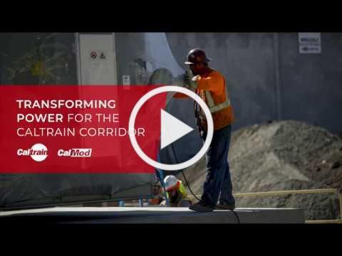 Transforming Power for the Caltrain Corridor