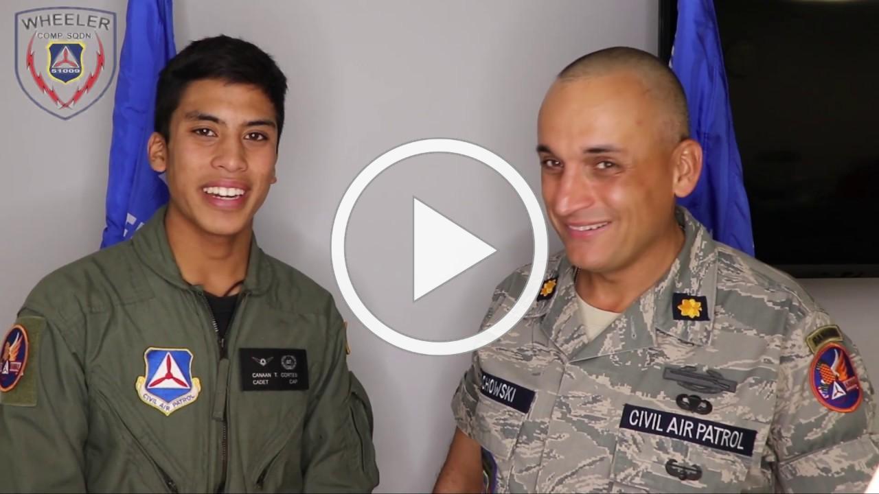 An Interview with a Hawaii Civil Air Patrol Cadet
