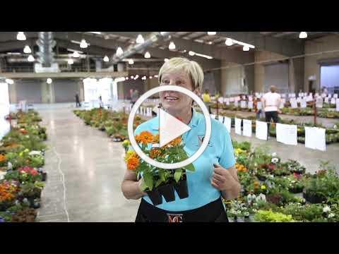Tulsa County Master Gardener Plant Sale Fundraiser