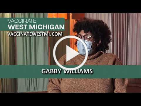 Gabby Williams For My Community