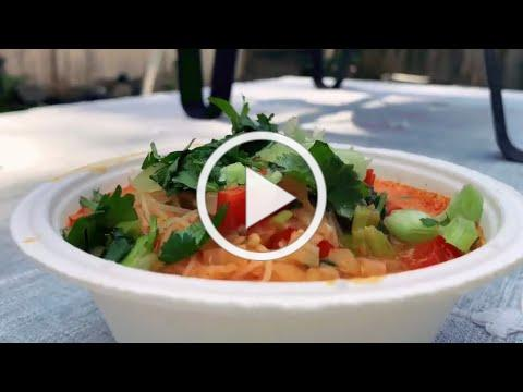 Ep 4: Red Thi Noodle Curry Soup