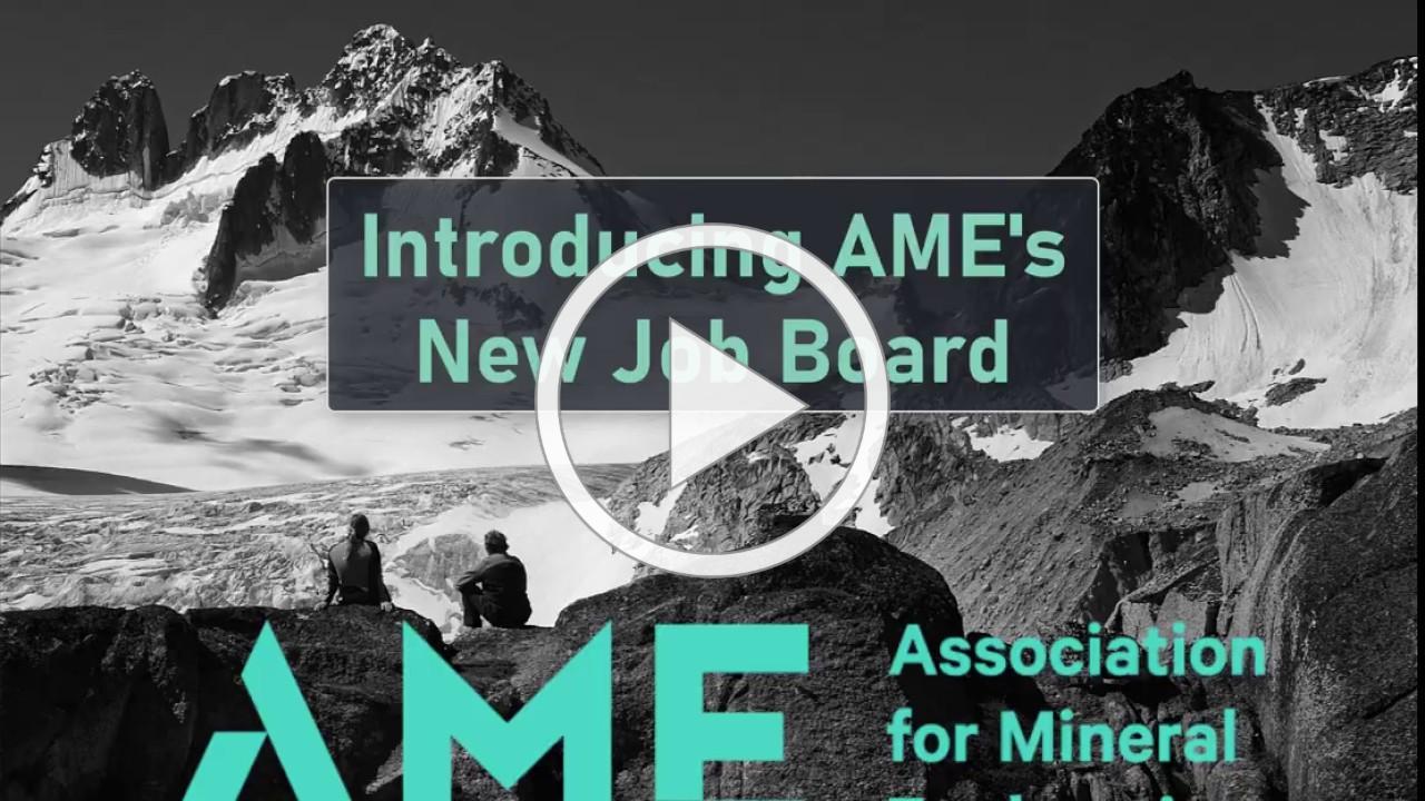 AME Job Board Video