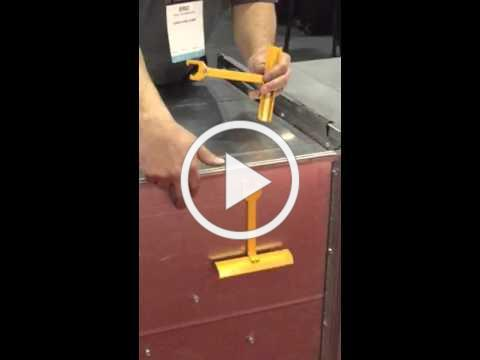 Duro Dyne New Magnetic Cleat Tool