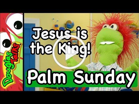 Jesus is the King! | A Palm Sunday lesson for kids