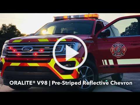 ORALITE V98 Pre-Striped Reflective Features