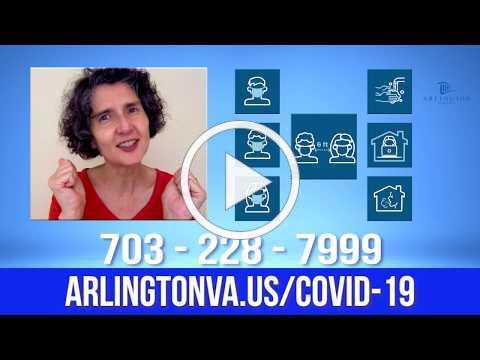 Help Arlington Stop the Spread