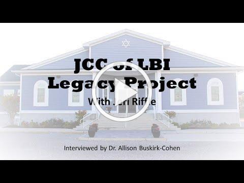JCC Legacy Jeri Riffle