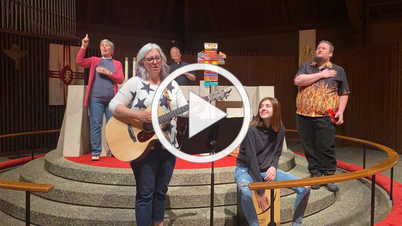 Family & Friends Gathering, May 17, 2020 | Our Savior's Lutheran Church, Everett WA