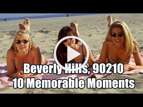 10 Memorable Moments of Beverly Hills 90210