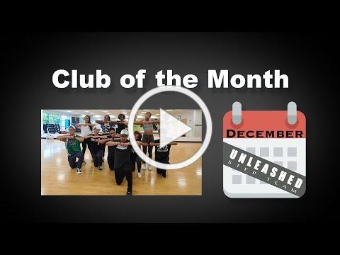 Unleashed StepTeam - Club of the Month