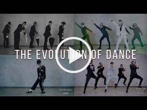 The Evolution of Dance - 1950 to 2019 - By Ricardo Walker's Crew