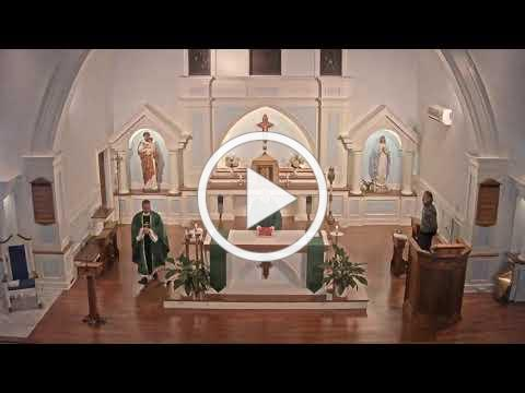 Sts Mary Joseph Collaborative Mass 1 30 21