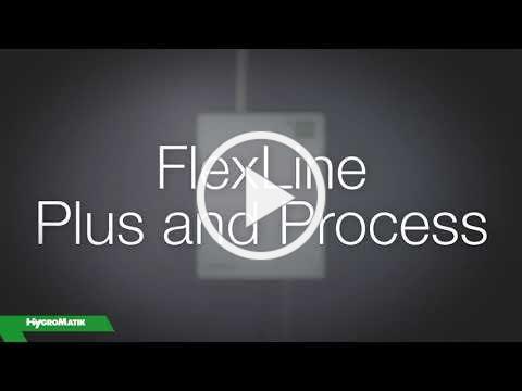 HygroMatik FlexLine Plus and Process HVAC
