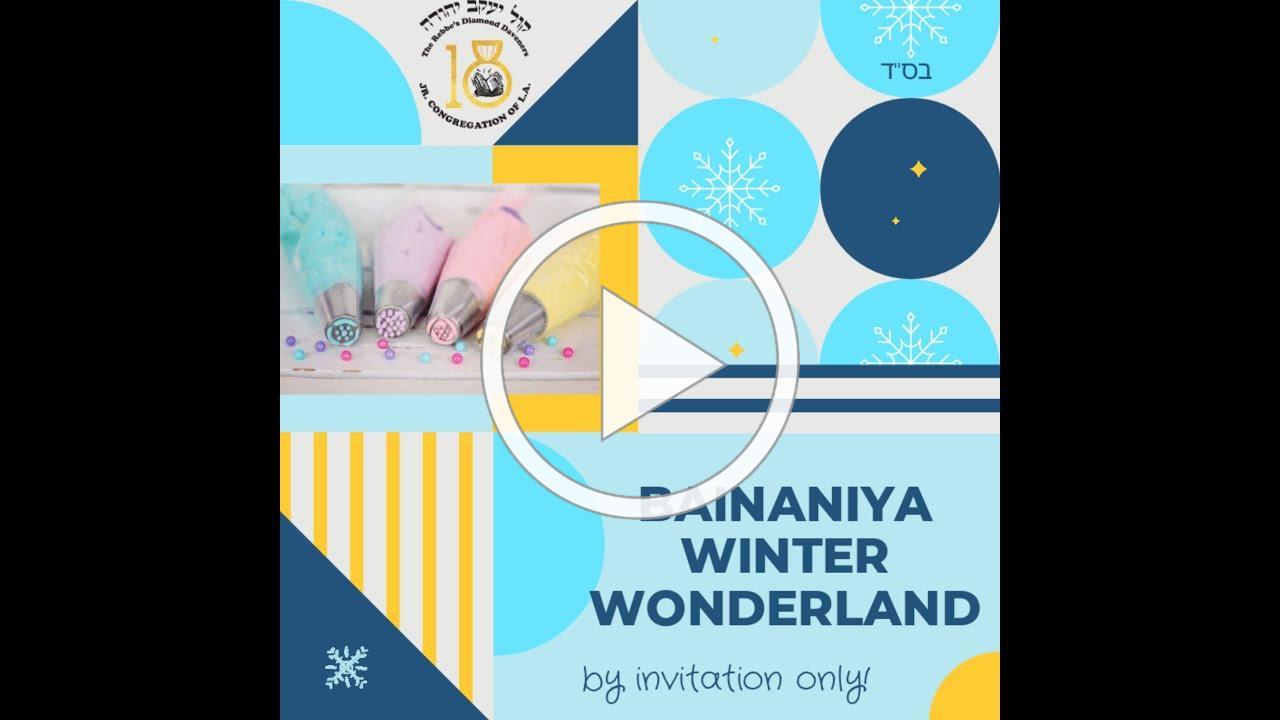 Bainaniya Winter Wonderland
