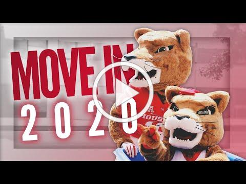 Cougar Move-In Week 2020