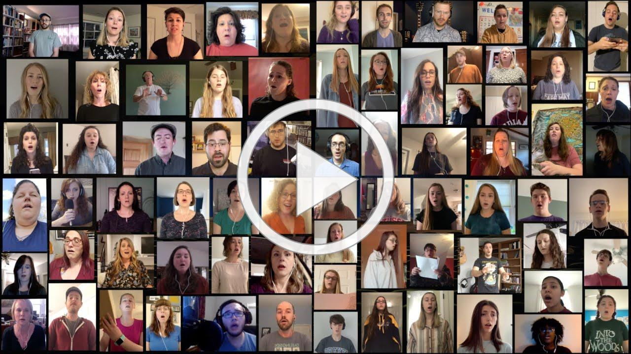 The Lord Bless You And Keep You - Cedar Cliff Virtual Chamber Singers