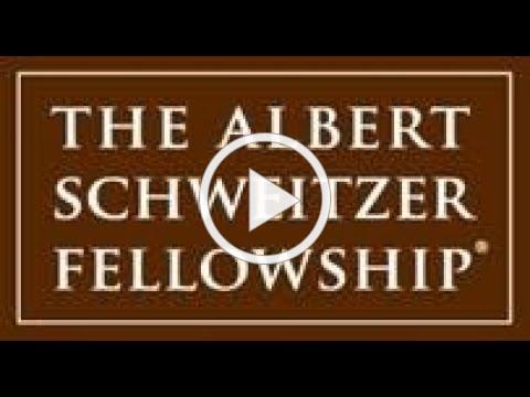 2020 Albert Schweitzer Fellowship - Detroit Chapter, Celebration of Service