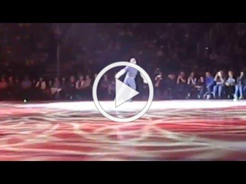 2016 Stars on Ice, Ryan Bradley - Love Runs Out