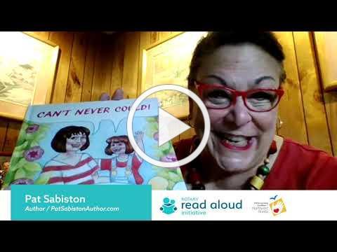 ELC - Rotary Read Aloud Initiative - Pat Sabiston