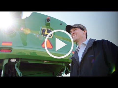 Field to Film: Career Snapshots | Precision Agriculture Consultant