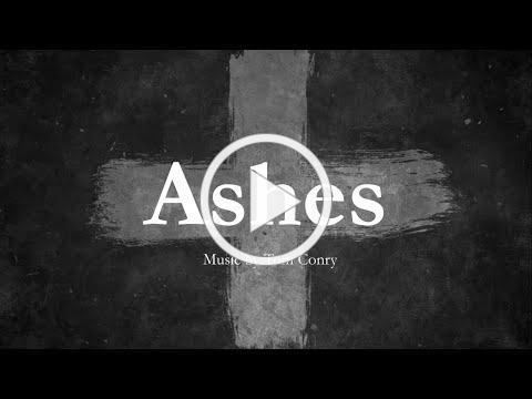 Ashes by Tom Conry | Hymn for Ash Wednesday & Lent | Choir with Lyrics | Sunday 7pm Choir