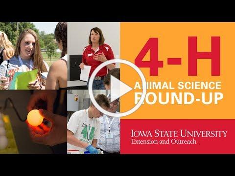 Our Story: 4-H Youth Apply Animal Science